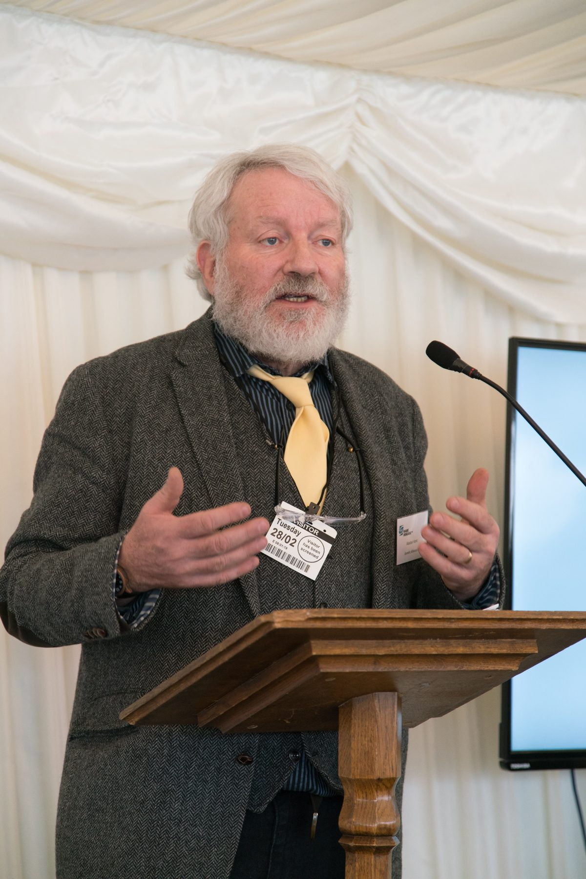 Genetic Alliance UK announces new role for Alastair Kent