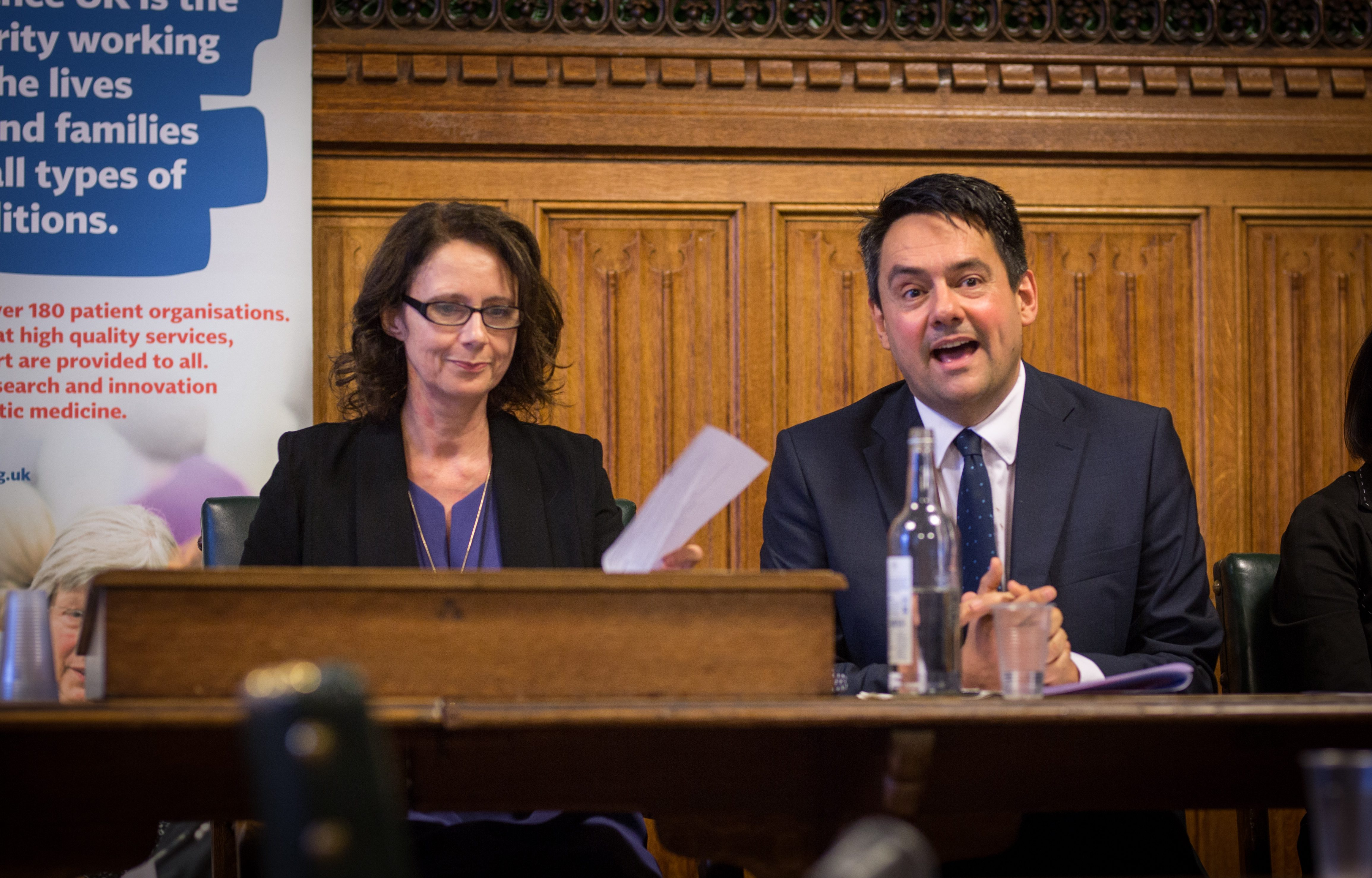 All Party Parliamentary Group second hearing on access to medicines in England