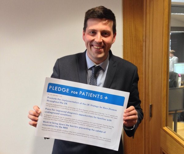 Pledge for Patients 2015-16