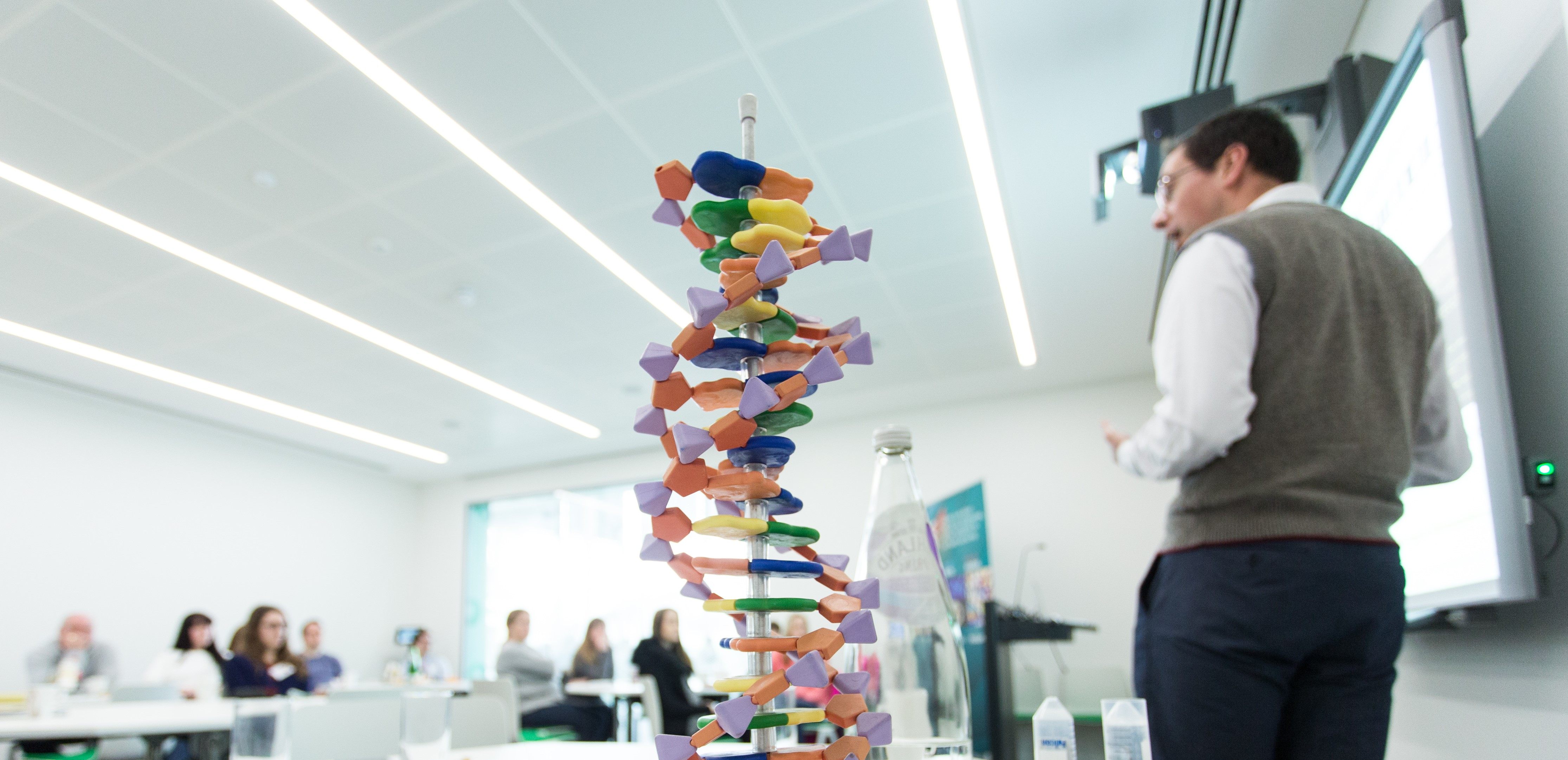 How to talk about genome sequencing?
