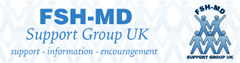 fsh muscular dystrophy support group