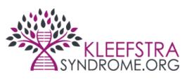 kleefstra syndrome